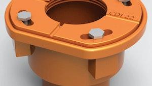 Fittings - Infinity Drain Compact Clamping Floor Drain