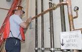Plumber Poised for Construction Boom