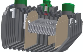 Septic Tanks & Components - Jet Inc. J-500-800PLT