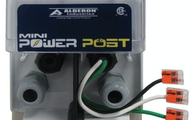 Drainfield Media/Components - Jim Murray Mini Power Post