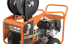 General's JM-3000 Water Jet: Solid Performance in the Toughest Conditions