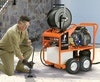 Powerful Water Jet Drain Machine Increases Cleaning Power