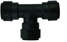 John Guest Black CTS Twist and Lock fittings