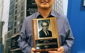 Brasscraft presents Zell Award