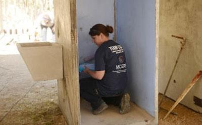 Students Collaborate to Improve Public Sanitation