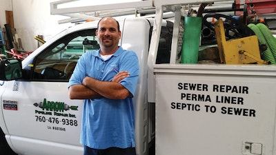 Plumber Traces Flooding Problem Caused by Misaligned Pipes