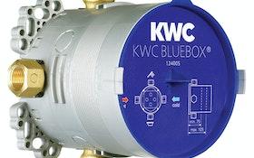 Plumbing Fixtures - KWC America BLUEBOX Thermostatic Mixer