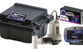 Liberty Pumps battery backup pump systems