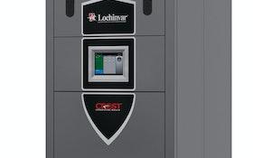 Lochinvar's commercial CREST outdoor boiler