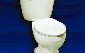 Mansfield Plumbing ADA 10-inch toilet