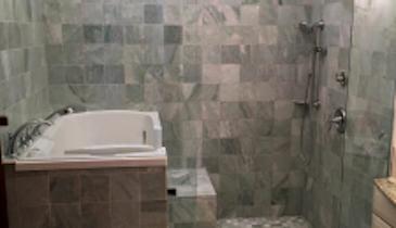 Plumber Gets Creative With ADA Bathroom Design