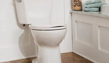 Plumber Product News: Mansfield Plumbing Power Flush Toilet
