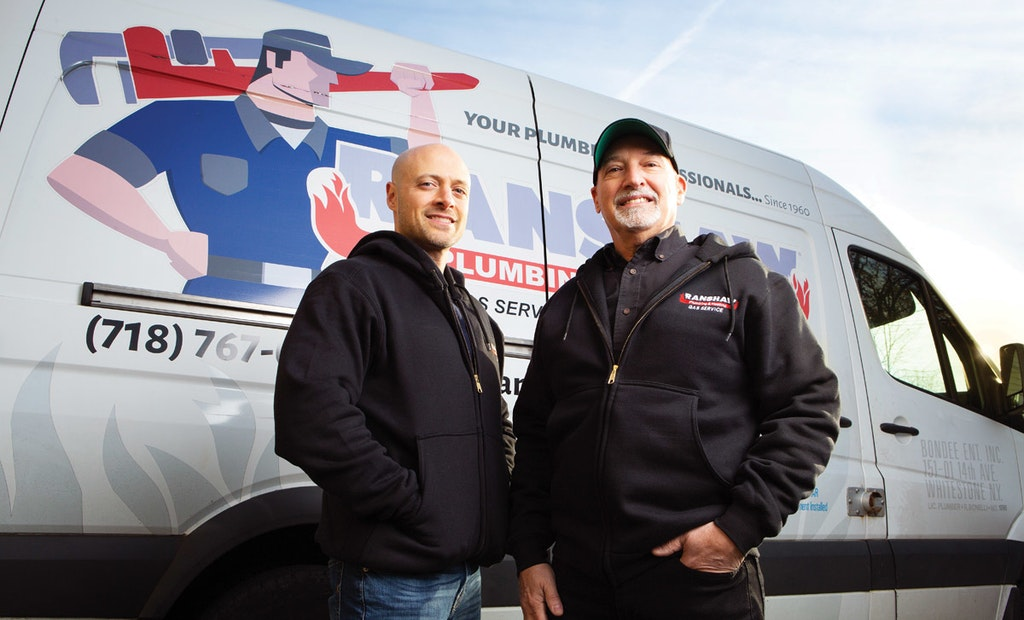 Plumbing Firm Grows With Marketplace and Continues to Serve Clients