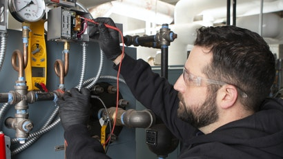 Talent and Training Combo Drives Plumber's Service Approach