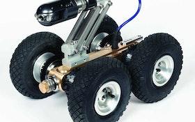Drainline Inspection - Medit STORMER S3000 Pipe Crawler