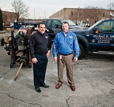 Risking It All: One-Truck Plumber Steps Up His Promotional Game