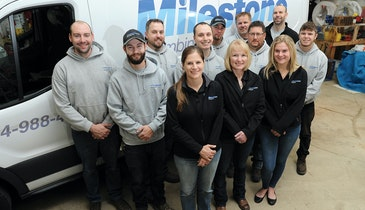 Using Business Degree, Owner of Plumbing Firm Sees Company Grow Quickly