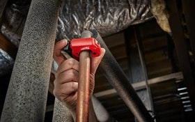 Plumber Product News: Milwaukee Tool Copper Tubing Cutters
