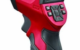 Electronic Pipe location - Milwaukee Tool M12 7.8KP Thermal Imager