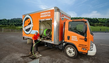 Company Improves Productivity Going Custom Route on New Jetting Truck