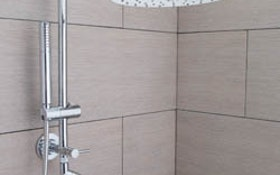 Plumber Product News: Moen Annex Shower Rail System