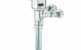 Moen electronic flush valve