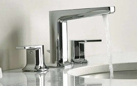Faucets - Moen Via Bath Collection