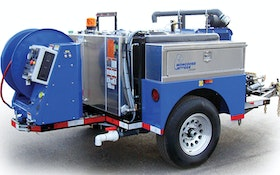 Trailer Jetters - Mongoose Jetters by Sewer Equipment  Model 184