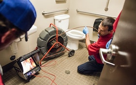 Inspection Camera a Key Tool for Michigan Plumber