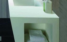 Fixtures - MTI Baths Wall-Mounted Vanity Sink