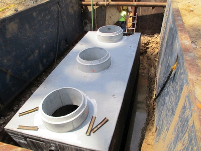 Case Studies: Septic Tanks and Chambers Save the Day