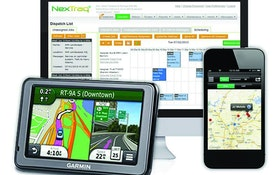 GPS Tracking - NexTraq Fleet Tracking System