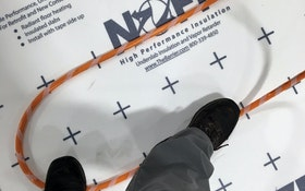 Hydronic Heating - Northwestern Ohio Foam Products BarrierEZ