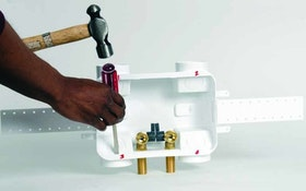 Fittings - Oatey Supply Chain Services 2x4 Washing Machine Outlet Box