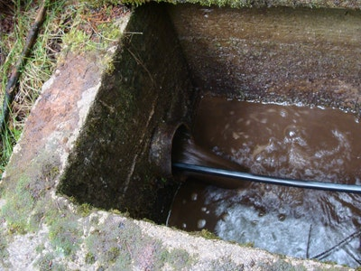 Portable Water Jet Solves Challenging Dam Blockage