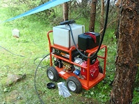 Innovative Techniques and a Powerful Jetter Prevent Potentially Catastrophic Dam Collapse