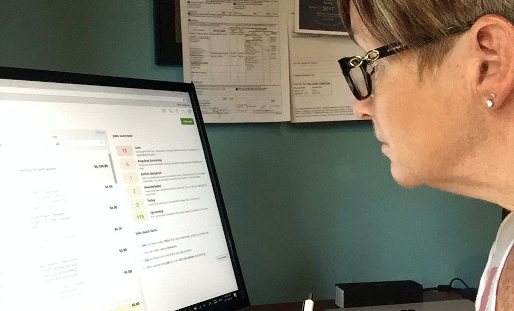 Software Program Brings Ease of Use to Small Contractor