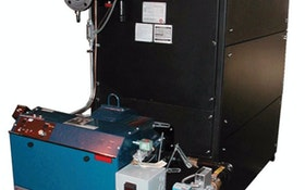 Boilers - Parker Boiler 204WW Direct Fired Hot Water Wall Boiler