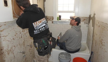 Plumbing Company's Charitable Project Grows in Fourth Year