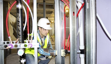 Installing PEX in the Commercial Market