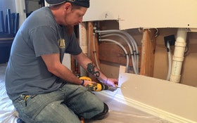 PEX Re-Pipes Benefit Commercial Building Renovations