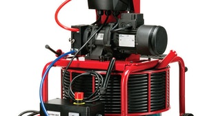 Pipe Relining Equipment - Picote Solutions brush coating system