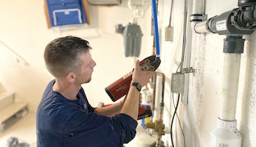 Software Program Aids Plumbing Company in Scheduling