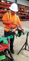 Pipe Fusion Machine Makes Jobs More Productive