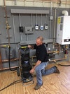 Small Treatment System Clarifies Water for Boiler Systems