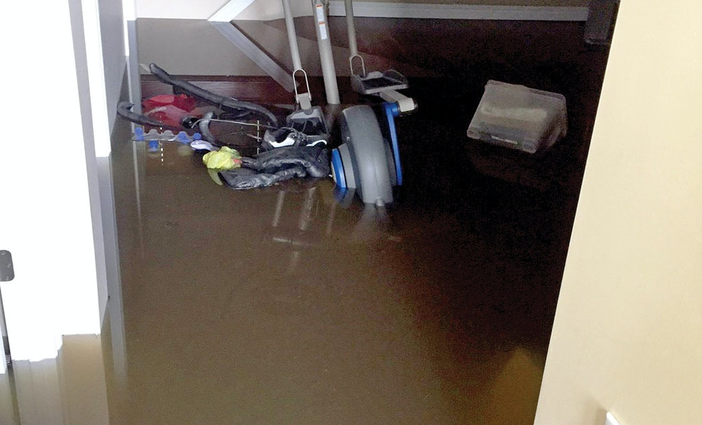 Plumbing Contractor Helps Customers After Flooding Emergency