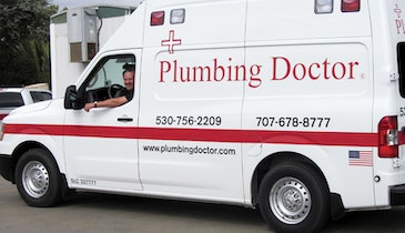 California Plumber Uses Old Ambulances to Make a Name for His Company