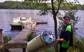 Plumbing Company Encounters Unique Challenges in Wisconsin's Northwoods