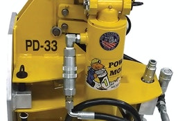 Bursting - Pow-R Mole Sales PD-33M