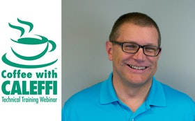 Coffee with Caleffi: Combustion in Hydronic Systems